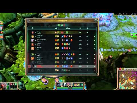 Season 3 Jungle Warwick (1683 elo NA)