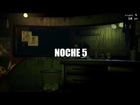 Todas las llamadas en español de Five nights at Freddy's 3 (Doblaje FNAF 3)