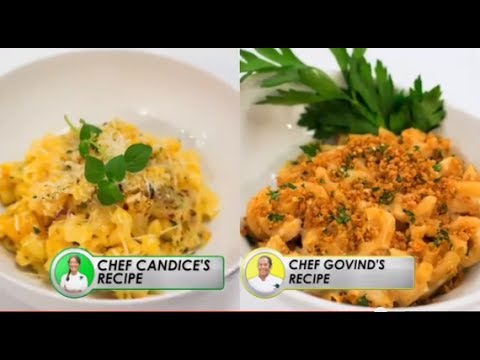 Recipe Rehab Season 1, Episode 2: Mac and Cheese