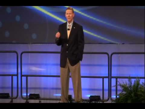 Alan Mulally, President & CEO, Ford, 2009 NADA Convention.