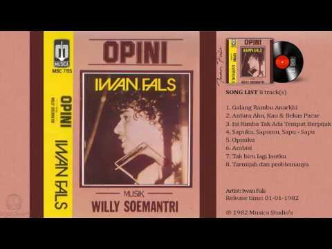 IWAN FALS  Full Album OPINI 1982 Full Lirik HQ