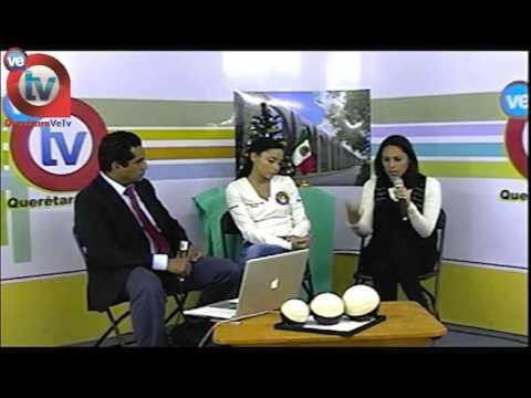 Entrevista con las regidoras del municipio de Querétaro; María Alemán y Abigail Arredondo