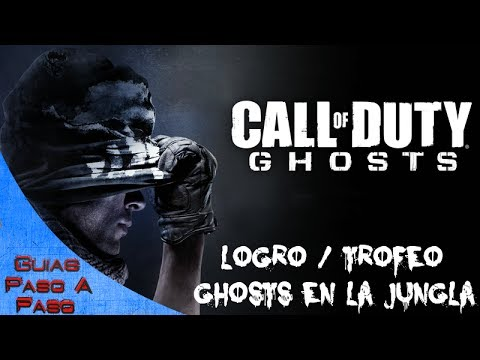 Call of Duty: Ghosts - Logro / Trofeo: Ghosts en la jungla