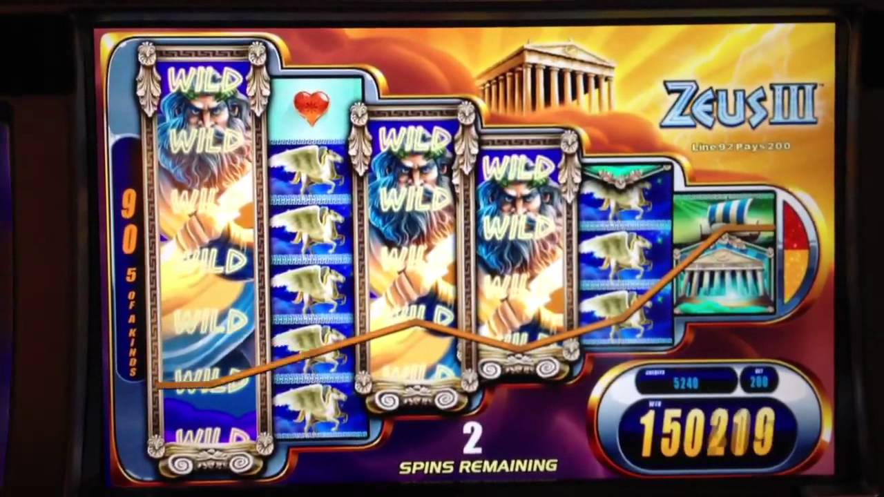 slot machine zeus 3