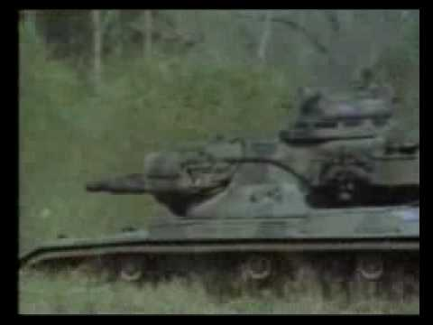 M60 A2 Starship tank destroyer