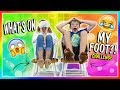 WHAT S ON MY FOOT BLINDFOLDED CHALLENGE We Are The Davises mp3