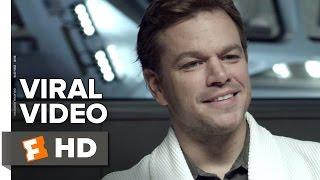 The Martian VIRAL VIDEO - Ares 3: The Right Stuff (2015) - Matt Damon, Jessica Chastain Movie HD