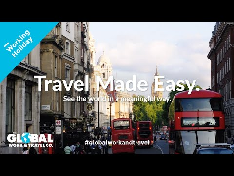 Work & Travel UK with Kathryn - The Global Work & Travel Co. Reviews