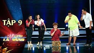 Im Lặng là Vàng Tập 9 - Hoàng Mập, Lê Nam đối đầu cùng mỹ nữ Trà Ngọc, Phương Lan