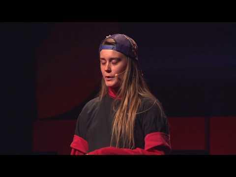 Girls Belong In The (Skate) Kitchen  | Nina Moran | TEDxTeen