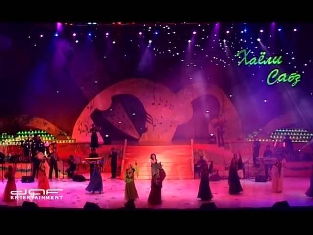 Shabnam Suraya Gule Badam live concert