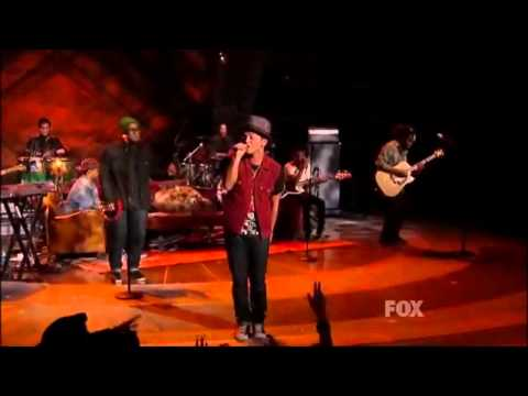Bruno Mars - The Lazy Song Live Hd video