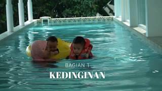 "Short Movie ""Berenang"" - Slow Motion Sony A6500 vs Sony Xperia XZ1 (Indonesia)"
