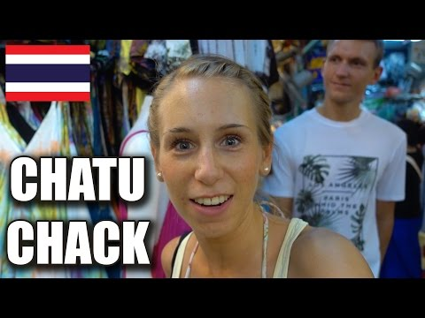 Bangkok Chatuchak Weekend Market + Hangover Bar at Lebua State Tower | VLOG #140