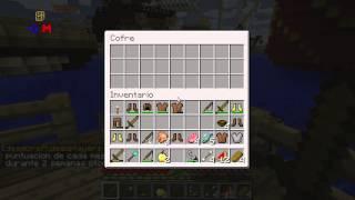 Minecraft PVP - Juegos del Hambre 2 (Con Patrix y Vegetta777) - Persecuciones y Traiciones