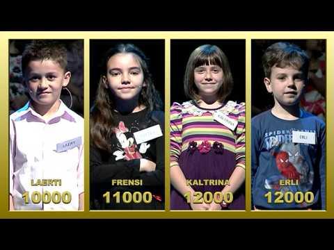 E diela shqiptare - Quizi 'Sfida 3+' (1 qershor 2014)
