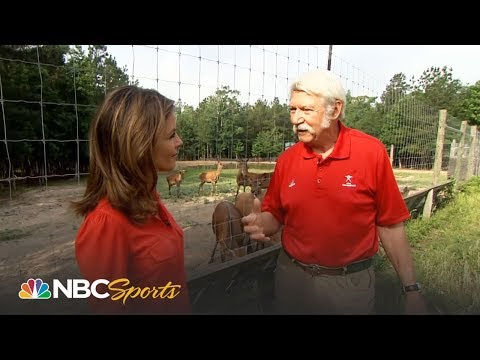 TODAY Goes Inside Karolyi Ranch