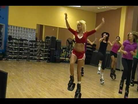 KANGOO JUMPS ADVANCED CHOREOGRAPHY REHEARSAL