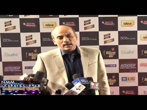 Suraj Barjatya At 5th Mirchi Music Awards!!!