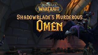 Hiding In Plain Sight // Shadowblade's Murderous Omen // Orgrimmar //  World of Warcraft