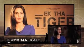 Ek Tha Tiger 2012 Making of the song - Mashallah - Part 1 - Exclusive HD