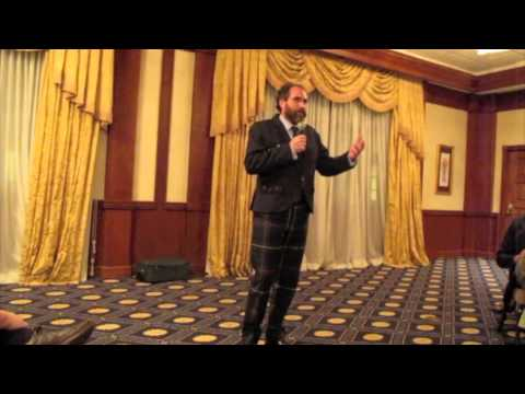 Early Scots Ewing History, Segment 1 of 4, by Thor Ewing