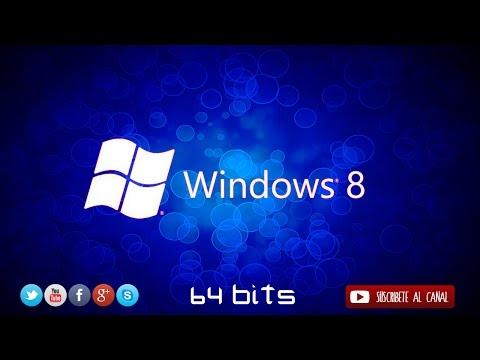 Windows 8 Pro de 64 bits en imagen iso mas activador-el mejor video