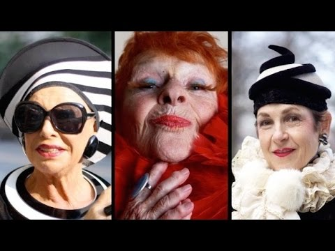 ADVANCED STYLE - Documentary on Aging with Fashion and Brilliance