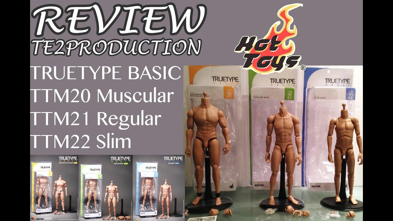 Hot Toys True Type Body 24