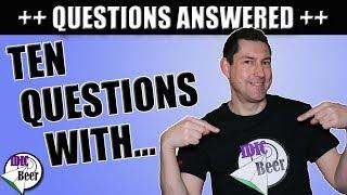 Ten Questions with IDICBeer 40k