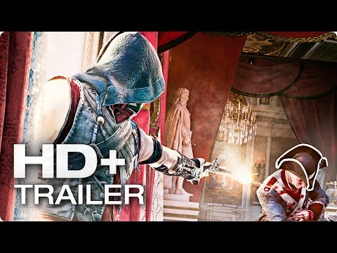 ASSASSIN'S CREED UNITY Erlebnis Trailer #1 | Deutsch German 2014 [HD+]