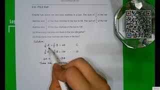 018 PSLE Math Teacher Jay