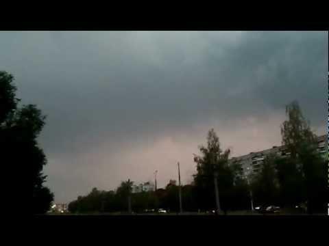 Гроза, Харьков, 05.08.2012
