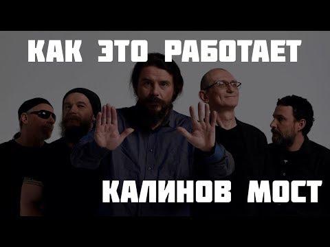 """Как это работает - Калинов Мост """"Родная"""" - партия баса"""