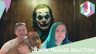JOKER Teaser Trailer Reaction Video
