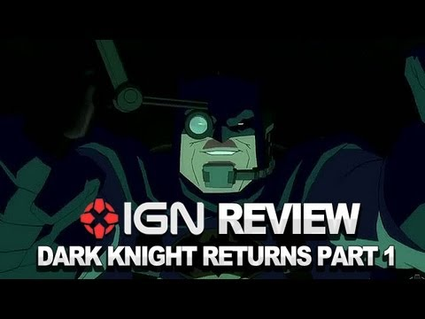 Batman: The Dark Knight Returns Part 1 Video Review - IGN Reviews
