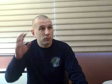 Interview with Scott Sonnon about the TACFIT Fitness System Image 1