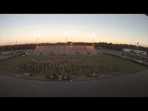 """Dothan High School's """"Greatest Band in Tigerland"""" Southern Showcase 2014"""
