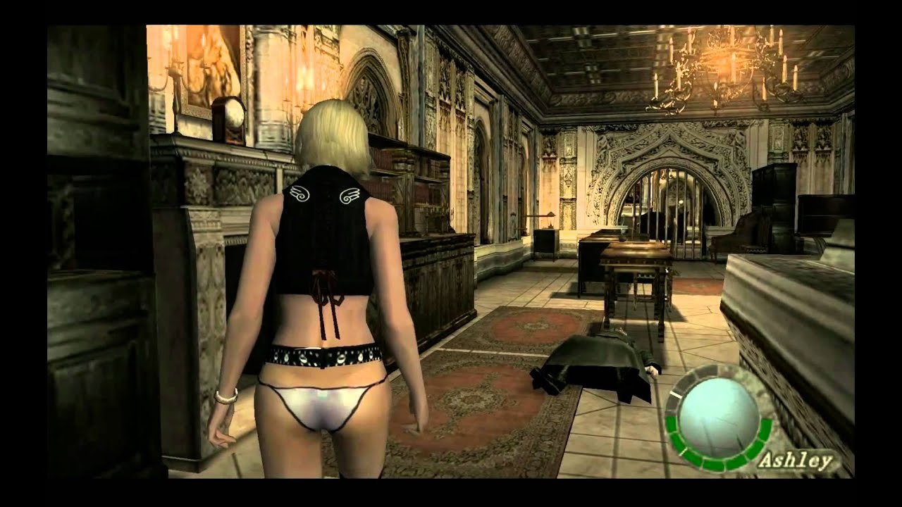 Resident evil 4 ashley hot sex hentai comic