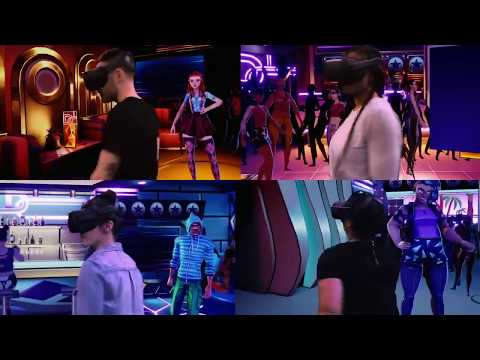 Dance Central   Oculus Quest + the Rift Platform