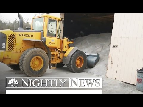 3 Feet Of Snow Possible With Major Storm Headed for Eastern U.S. | NBC Nightly News