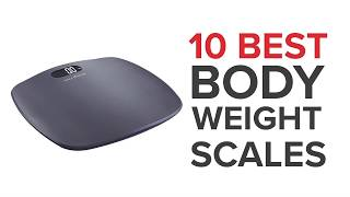 10 Best Body Weight Scales in India with Price