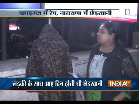 Two Fresh Cases Of Rape And Suicide Rock Delhi video