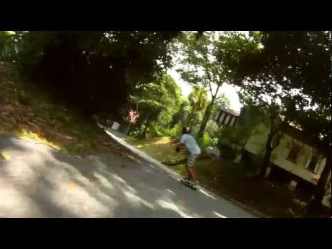 Longboarding: Short edit with Daniel