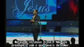 1/4 Prioridade de Jesus (Priority of Jesus)~ Myles Munroe