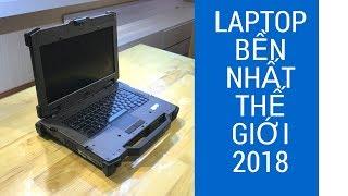 Laptop Bền Nhất Dành Cho Quân Đội Và Cảnh Sát Mỹ Dell Latitude 6420 XFR