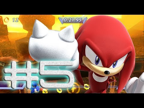 [PSP] Sonic Rivals Walkthrough Part 5