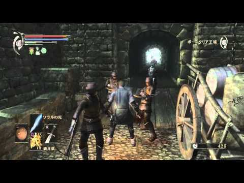 Demon's Souls speed run [0:54:54] by peercast player alternal Part4/4