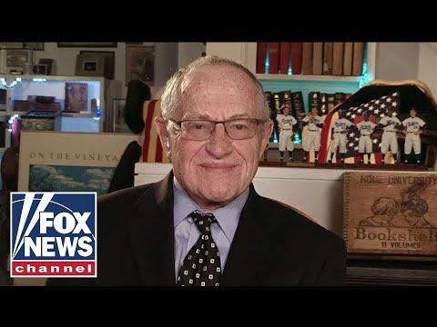 Dershowitz breaks down Cohen plea deal, Manafort verdict