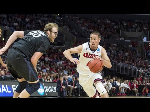 Arizona Advances to Elite Eight Highlights